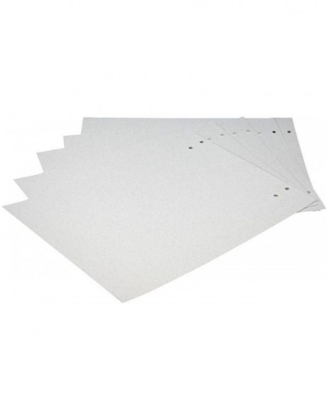 refill sheets cream 29x24 cm