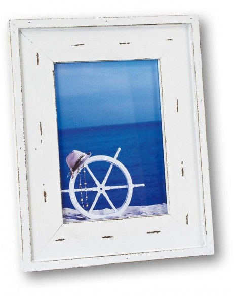 Narbonne Portrait frame white 13x18 cm and 15x20 cm