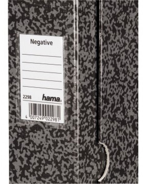 Negative folder with slipcase 29 x 32.5 cm