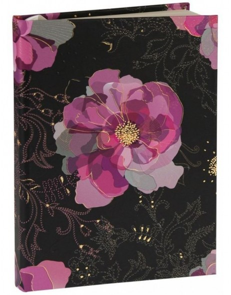 Notizbuch A5 Midnight Rose Turnowsky