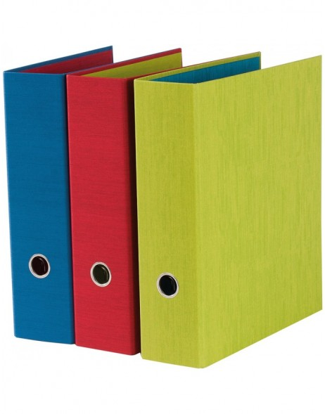 A4 Colours folder by 8 cm