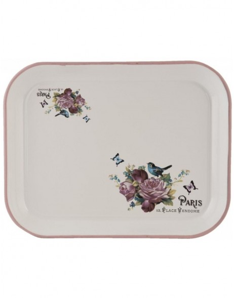 PARIS II dinner tray 41x33 cm