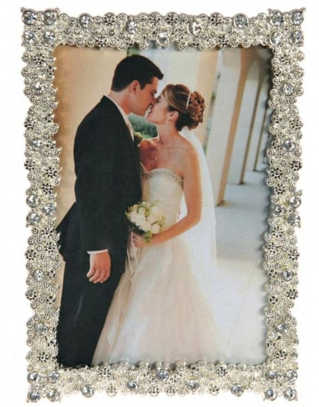 PERLA wedding photo frame 13x18 cm