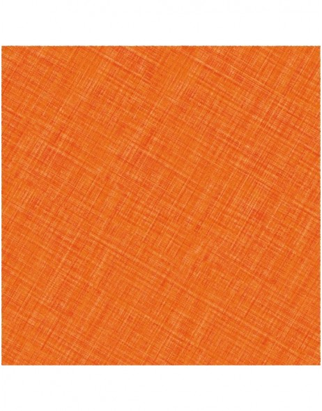Papier-Servietten uni Struktur/orange