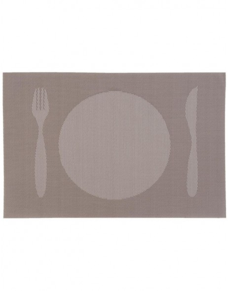 grey place mat - 63264 Clayre Eef