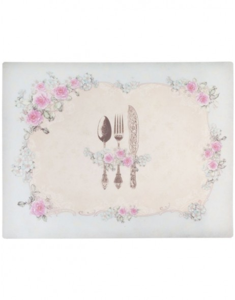 natural place mat - 62392 Clayre Eef