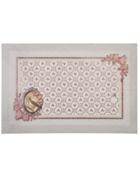 natural place mat - 6PA0273 Clayre Eef