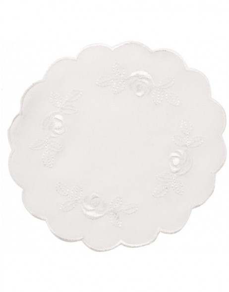 white place mat - TD001.40SW Clayre Eef