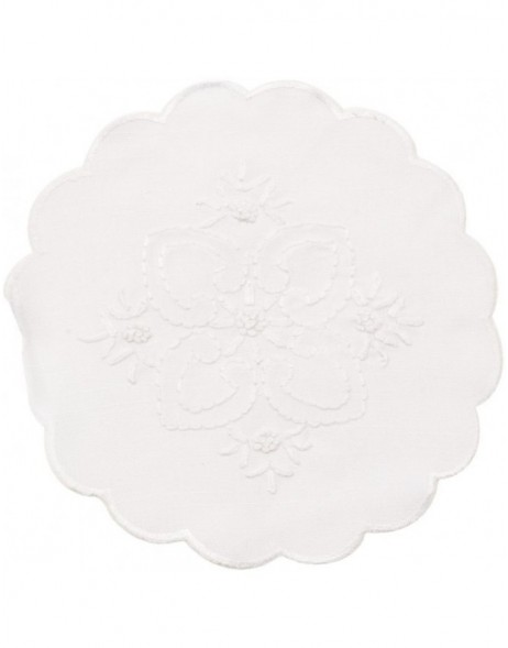 white place mat - TD003.40S Clayre Eef