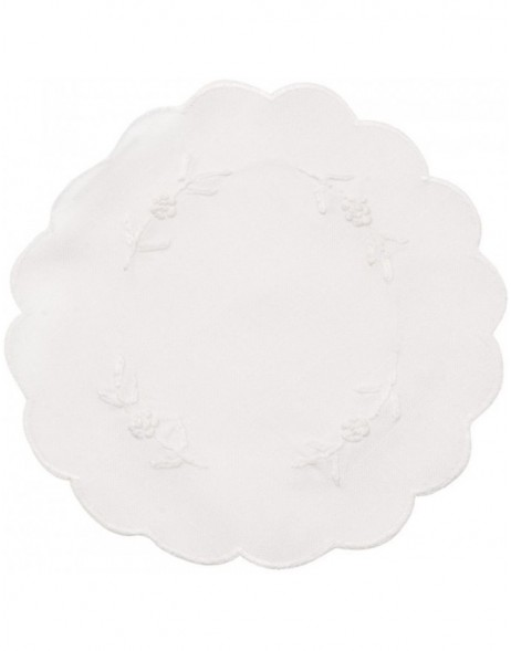 white place mat - TD004.40S Clayre Eef