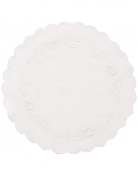white place mat - TD005.40M Clayre Eef