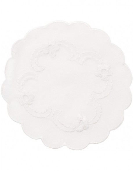 white place mat - TD005.40S Clayre Eef