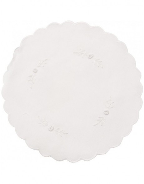 white place mat - TD006.40M Clayre Eef