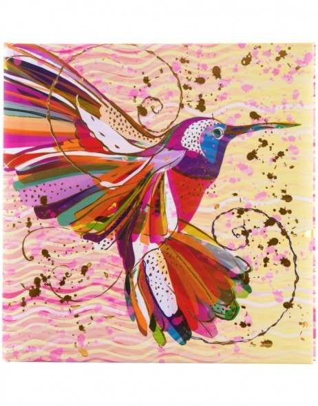 Poetry book Flower Kolibri