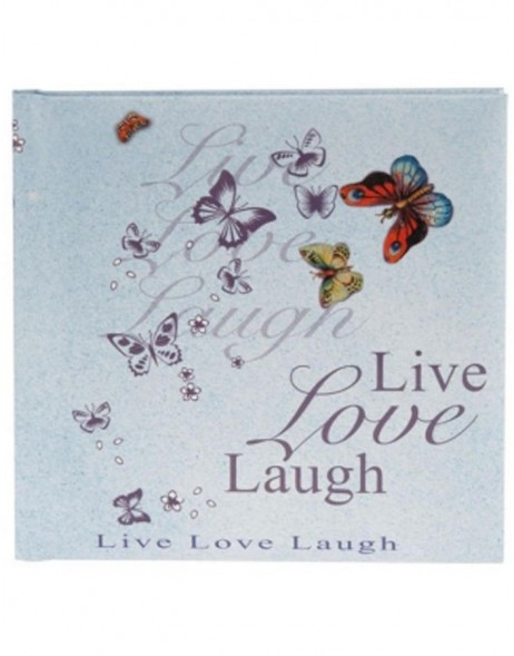 Poesiealbum LIVE LOVE LAUGH
