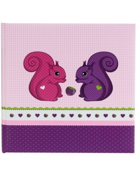 autograph book SWEET SQUIRREL