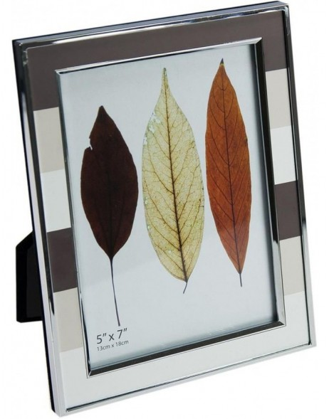 LINEA 13x18 cm portrait frame brown