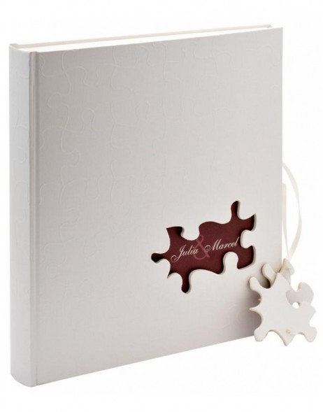 wedding album Puzzle
