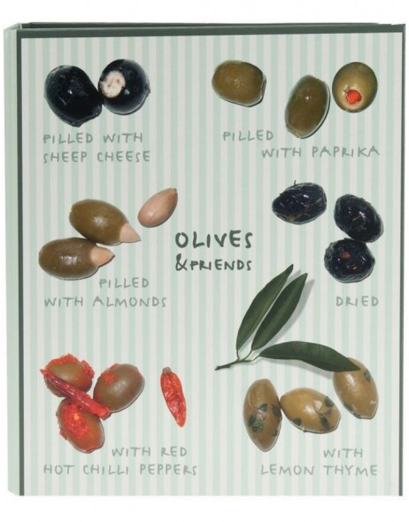 Recipe book Olives