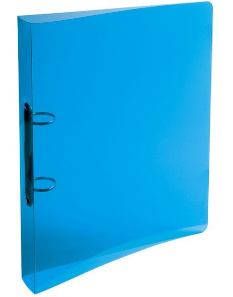 Ring Binder A4 Crystal 2 Rings 30mm sorted