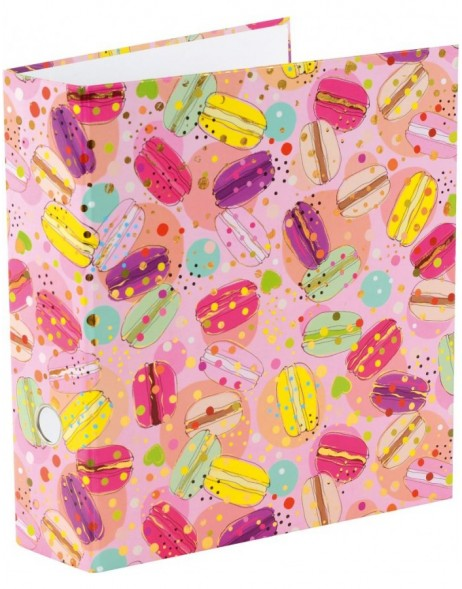 Ring Binder A4 Macarons