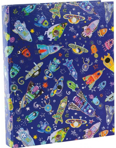 Ring Binder A4 Space