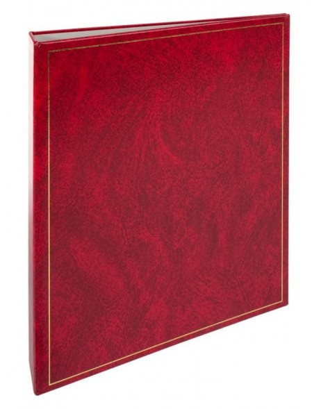 Photo-book BASIC LINE - red,  28,5 x 34 cm