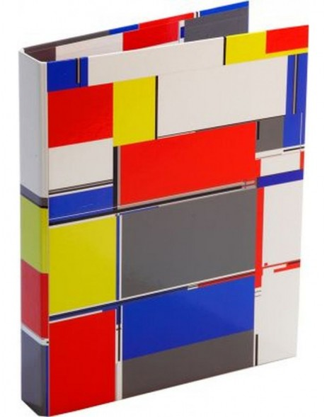 Ring Binder A4 Bauhaus