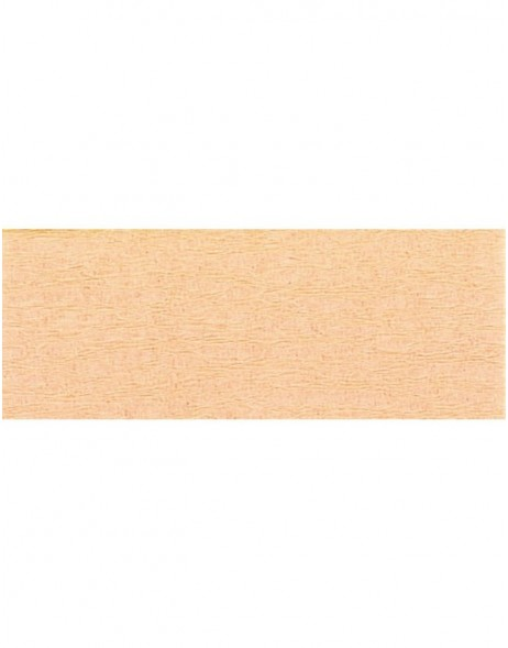 Rolle Krepppapier in apricot - 95154C Clairefontaine