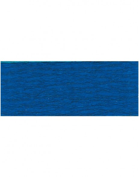 Rolle Krepppapier in tiefblau - 95113C Clairefontaine