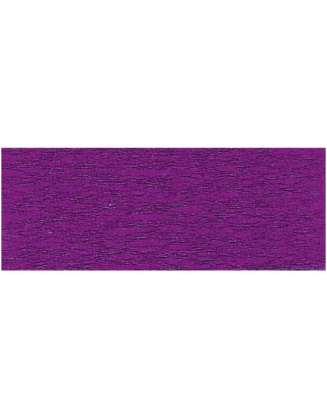 Rolle Krepppapier in violett - 95111C Clairefontaine