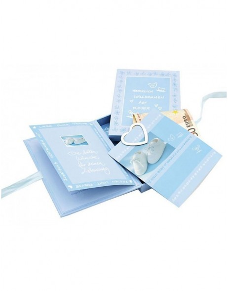 Treasure kit baby blue