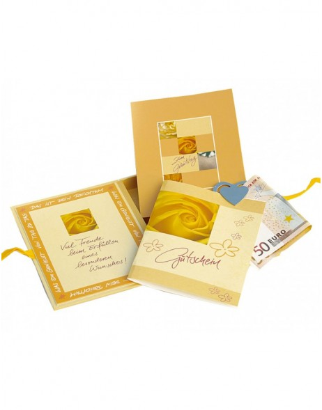 Gift box Zum Geburtstag - for your birthday