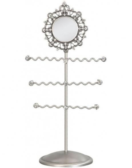 jewellery rack 62641 in silver