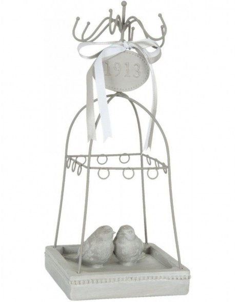 jewellery rack 62953 in grey