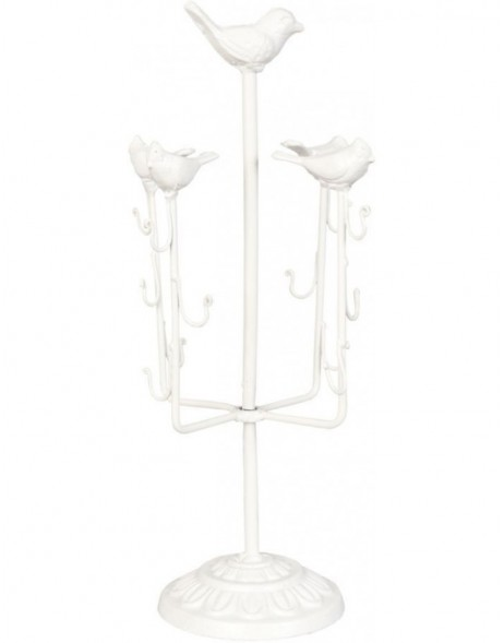 jewellery rack 6Y1482W in white