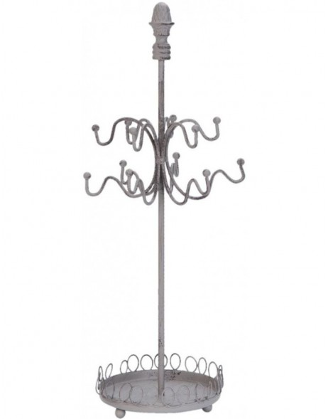 jewellery rack 6Y1778 in grey