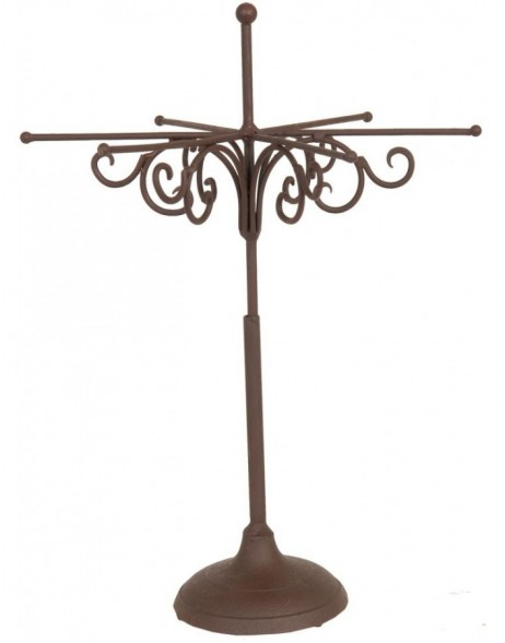 jewellery rack W4Y0211 in brown