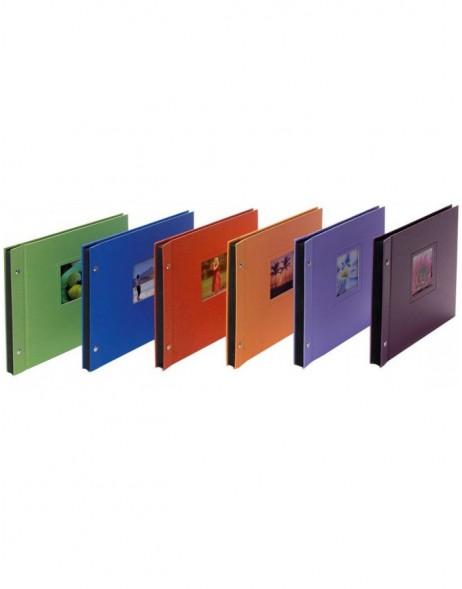 Photo album Colore 30x25 cm - post bound