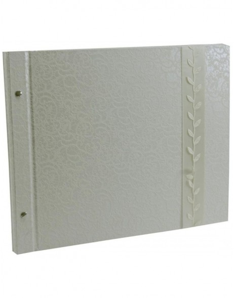 LA BELLE XL screw bounded photo album 39 x 31,5 cm