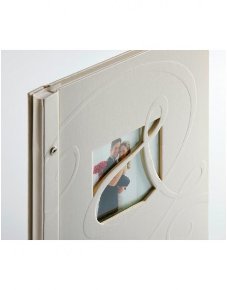 screw bound photo album Ti Amo 30 x 33 cm