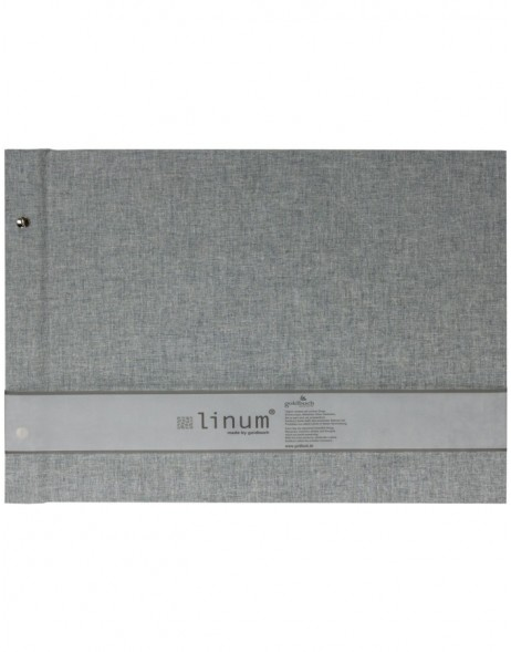 Screw Bound photo album LINUM 30 x 25 cm