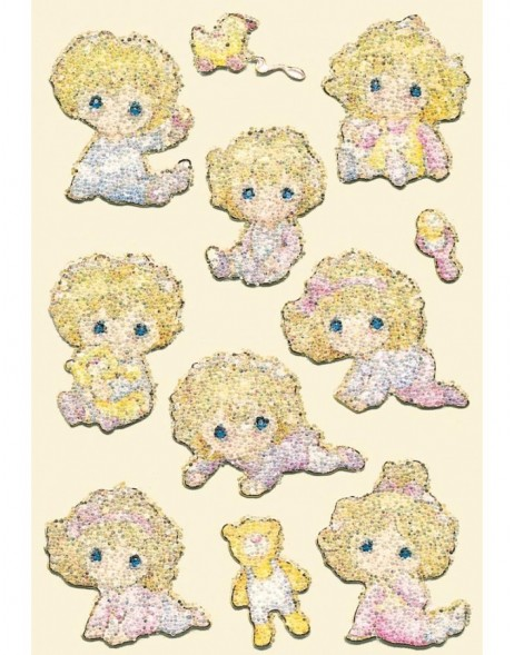 Baby Sticker Crystal from Herma