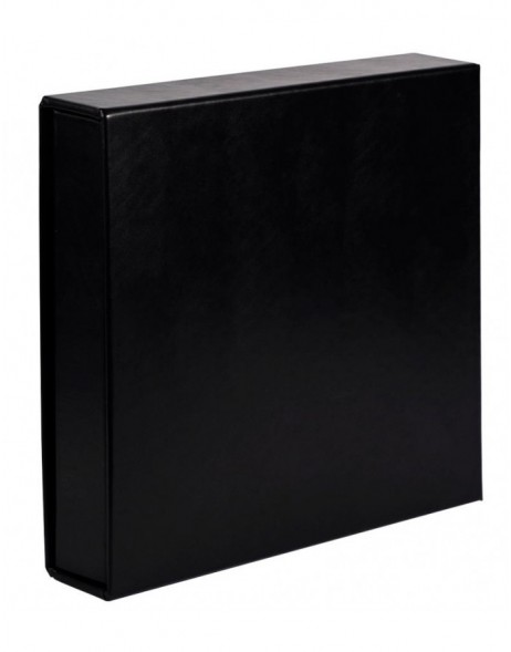 slipcase for post bound album Noble Prestige - black