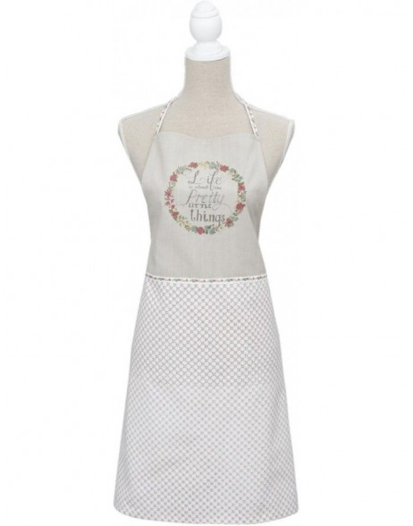 apron - Pretty Little Things 70x85 cm