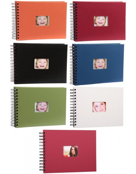 spiral album Buldana 7 colours