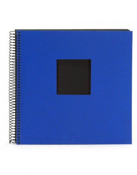 Spiral album Bella Vista blue