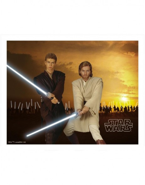 Star Wars 3D-Mousepad Motiv 1