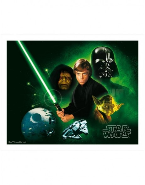 Star Wars 3D-Mousepad Motiv 3