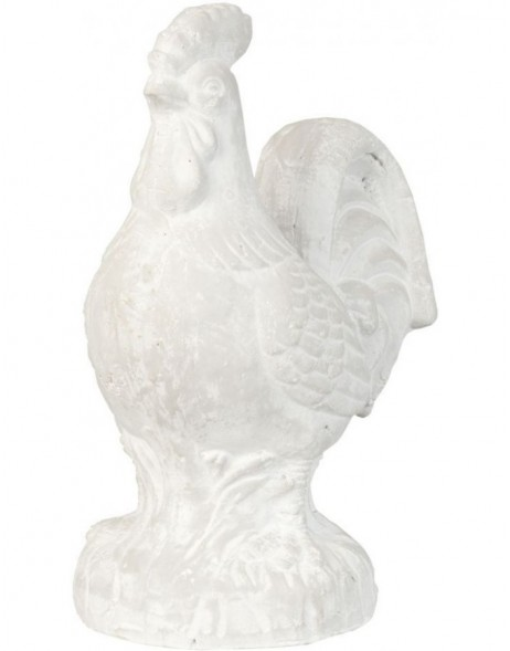 stone-decoration ROOSTER - 6TE0046 Clayre Eef